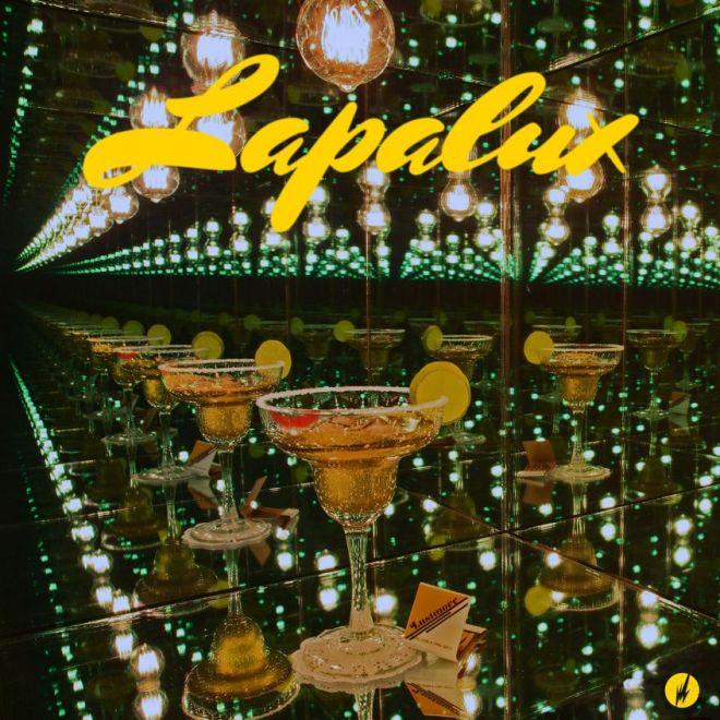 Lapalux album cover