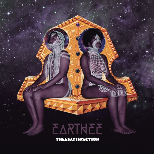 THEESatisfaction - Earthee album cover