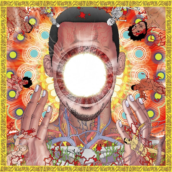 Flying Lotus - you're dead album cover