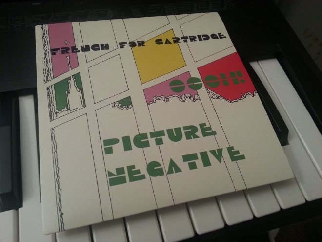 French For Cartridge 45 cover