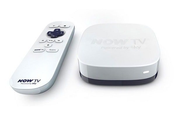 NOW TV Box & Remote