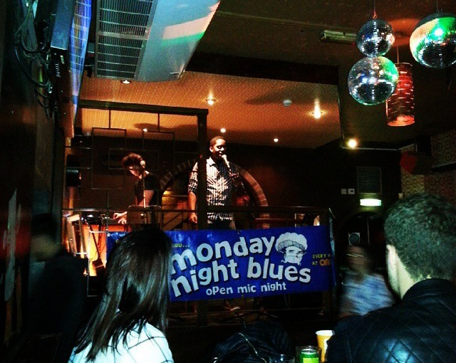 Monday Night Blues – Open Mic Night – The Orange Rooms, Southampton