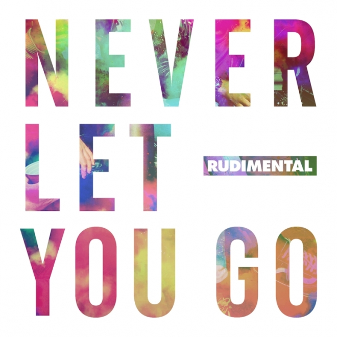 Never Let You Go Single Cover