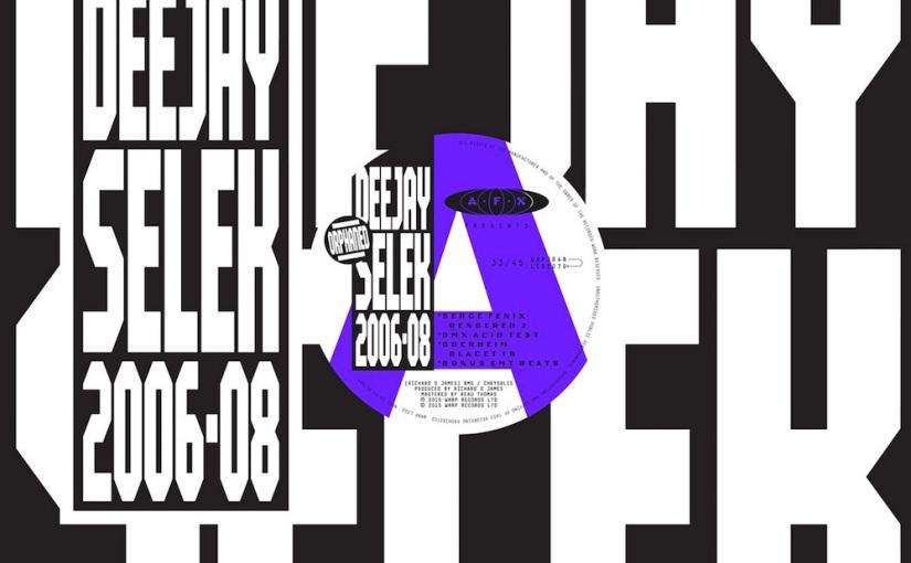 Aphex Twin – Serge Fenix Rendered 2 – AFX [SingleReview]