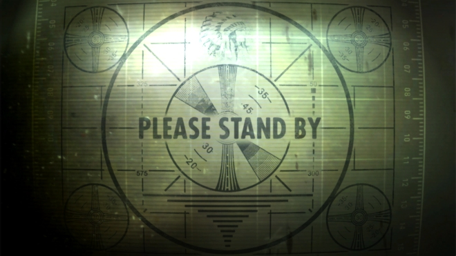 Fall Out 3 Please Stand By